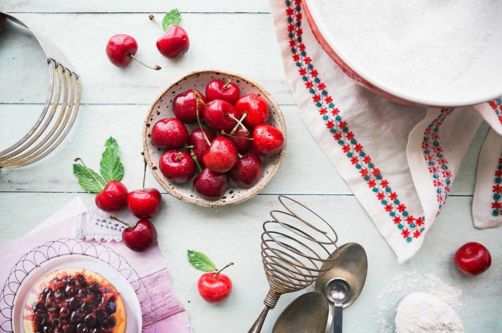 Früchte auf dem Tisch