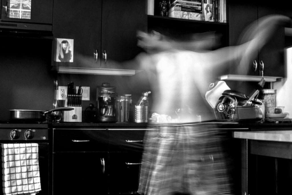 Schnell in Küche