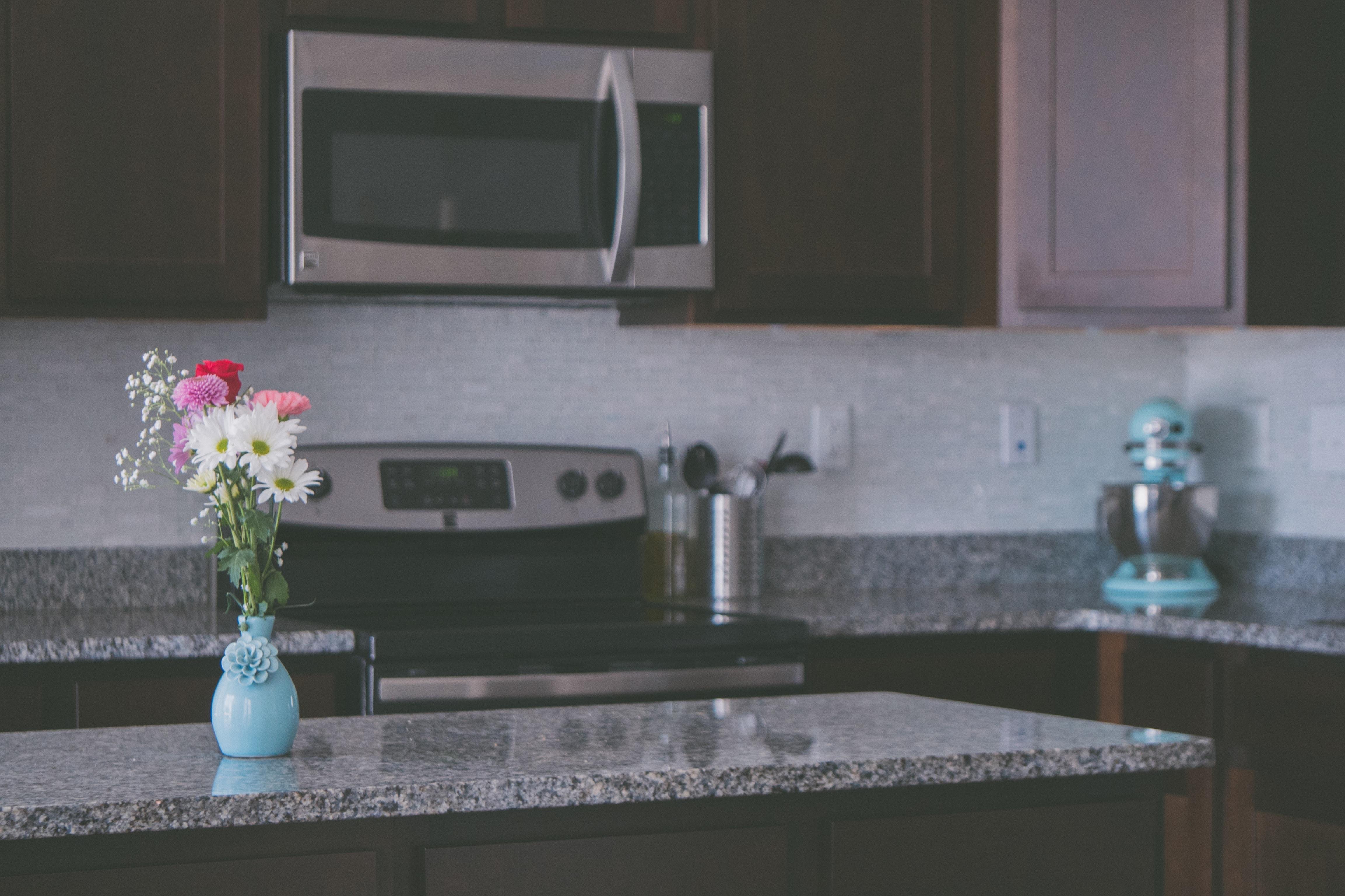 Küche Marmor