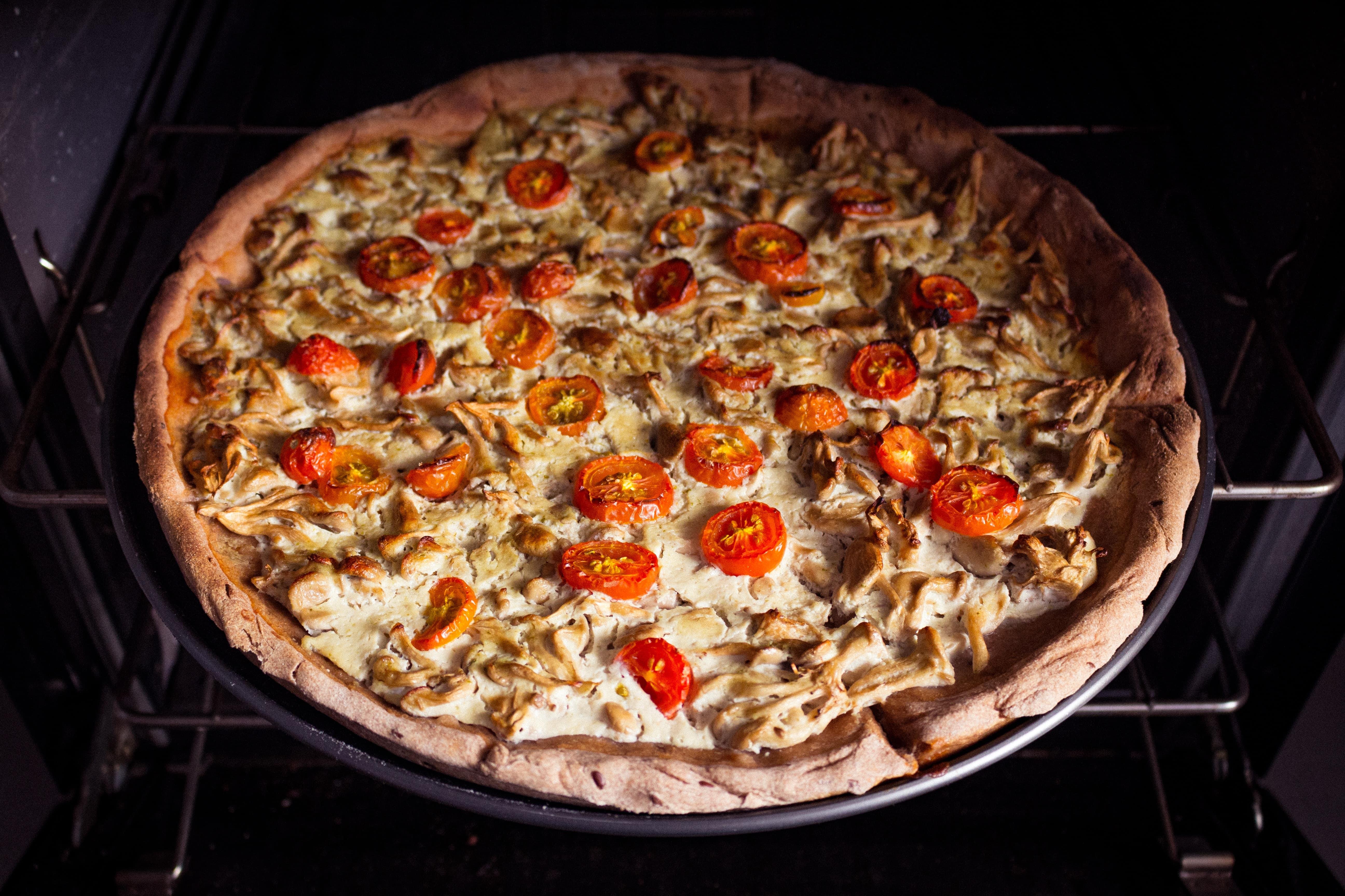 Pizza lecker