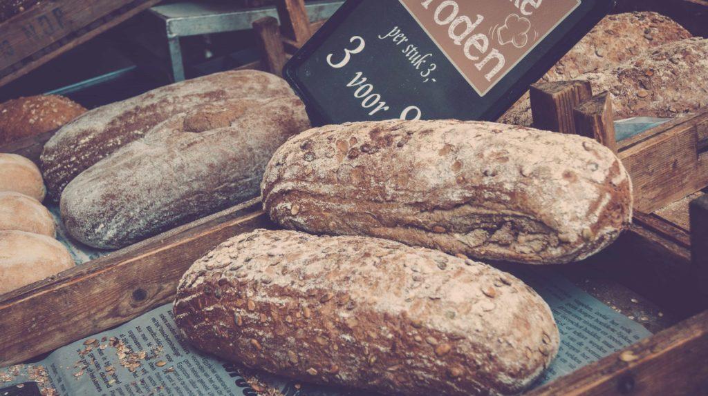 Brote selber backen
