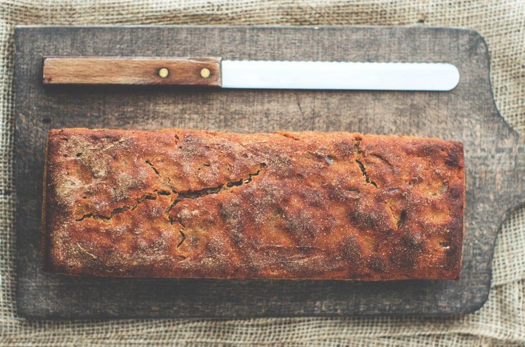 Form für Brote backen