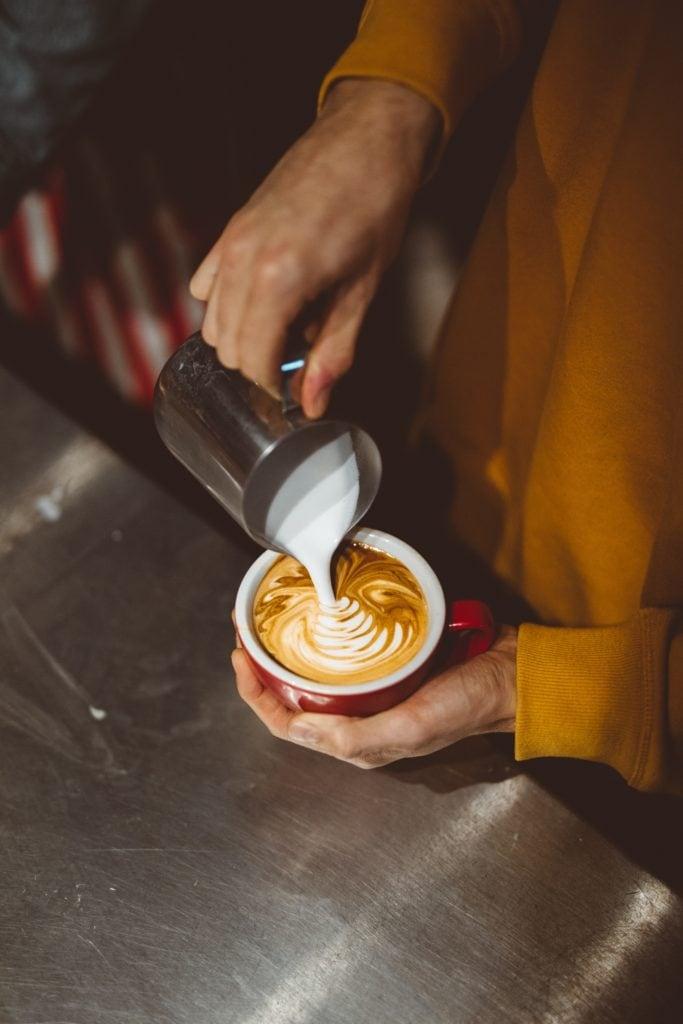 Kaffe Bild