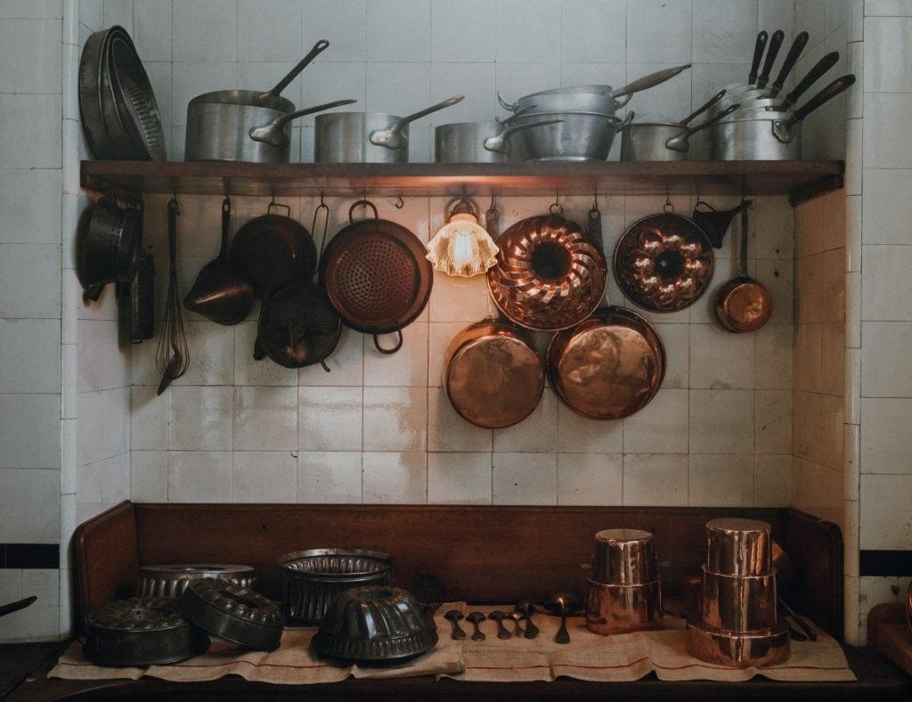 Küche Altmodern