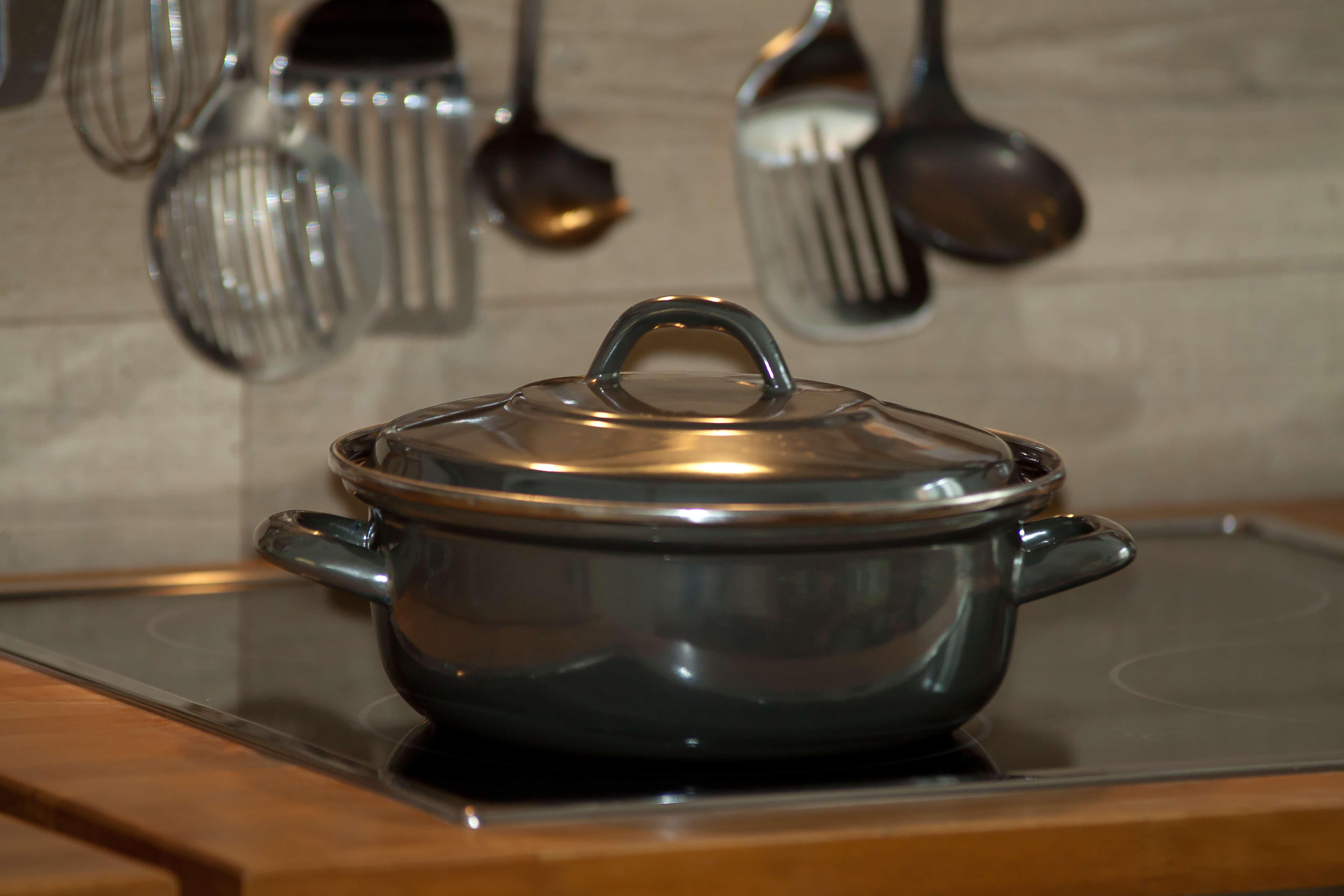 Küche Induktionsfeld