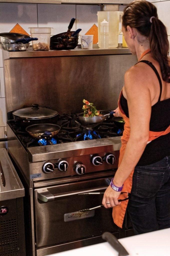 Küchenfrau
