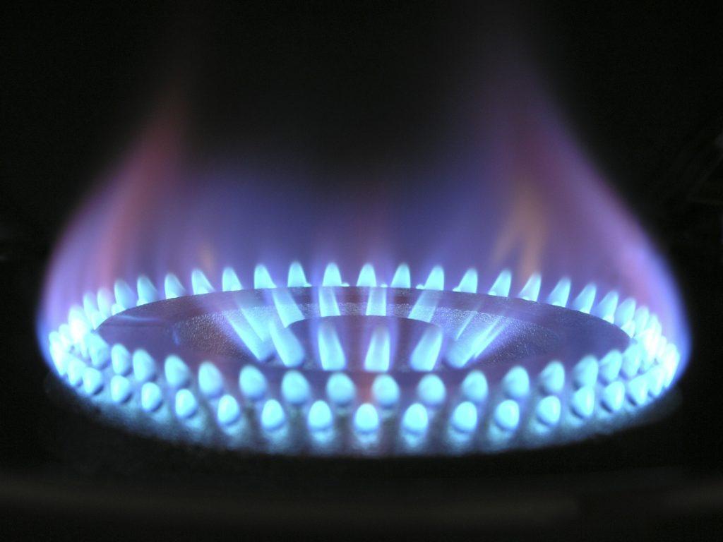 Flammen Platte