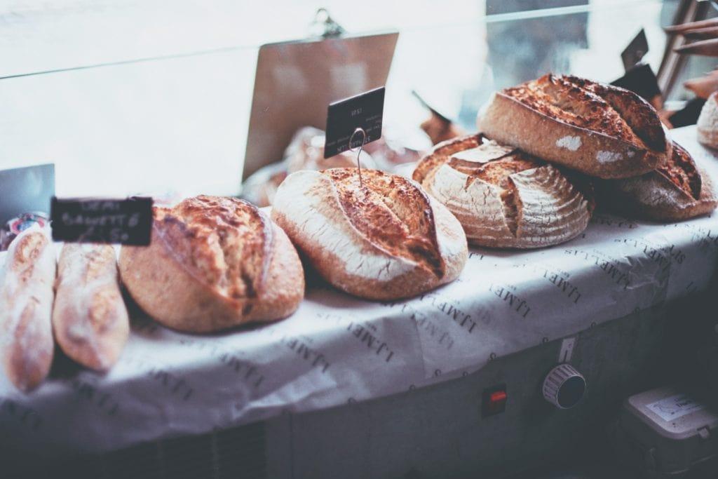 Brot selbst gemacht mit Brotbackmischung
