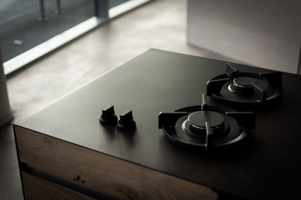 Designer Kochplatte