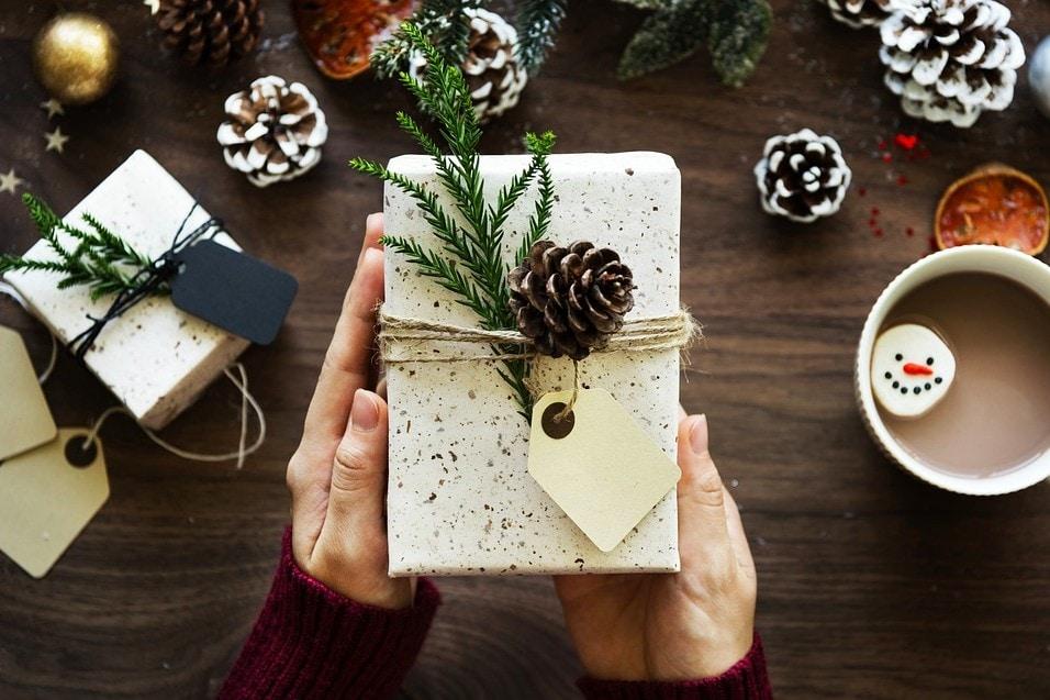Weihnachtliches Geschenk