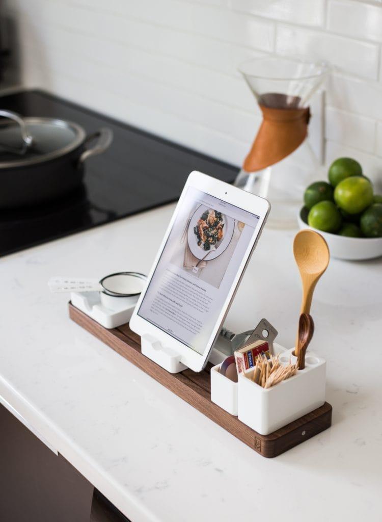iPad in der Küche